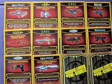 Borderlands the Pre-Sequel! Golden Chest set of 10 Shift Cards/Codes