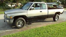 Dodge: Ram 2500 Club Cab 155