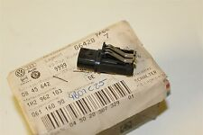 Door latch contact switch Golf MK3 Vento 1H2962103 New genuine VW part