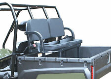 POLARIS RANGER REAR DELUXE RUMBLE SEAT STANDARD BLACK
