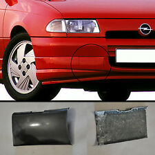 Astra F GSI front bumper tow eye hook cover cap WITHOUT CLIPS INSIDE