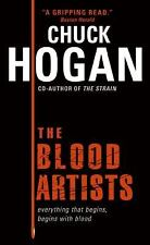 THE BLOOD ARTISTS by Chuck Hogan  paperback book  author of THE STRAIN