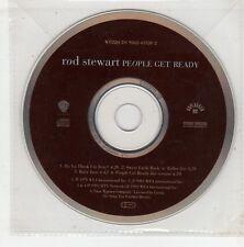 (GW822) Rod Stewart, People Get Ready - 1978 CD
