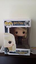In-Hand New Funko POP! Movies Harry Potter Luna Lovegood Vinyl Figure