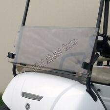 Golf Cart Fairway Impact Modified Windshields  Yamaha Drive Tint