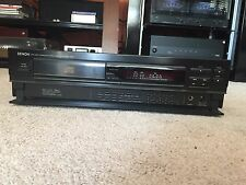 DENON DCD-2560 Vintage Audiophile CD Player Transport (Made in JAPAN)