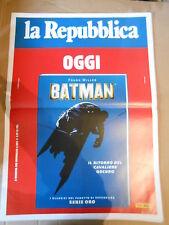 BATMAN -MANIFESTINO-LOCANDINA 49,5X70-i classici del fumetto-SERIE ORO