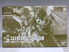 Premium Bandai HGBF 1/144 Cathedral Gundam Syouki Someya's MS Build Fighters JPN