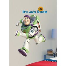 BUZZ LIGHTYEAR 109 Wall Stickers DISNEY TOY STORY Decor ALPHABET LETTERS Decals