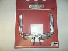 Show Chrome 52-557  Honda Goldwing GL 1500 88-00   Chrome Hot Air Vents #CA 01
