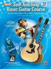 Alfred's Self-Teaching Basic Guitar Course : The new, easy and fun way to...