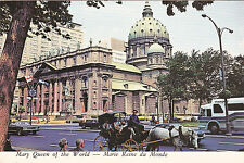 """*Postcard-""""Mary Queen of The World/St James Cathedral"""" ...Montreal Quebec-(#44)"""