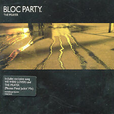 The Prayer by Bloc Party (CD, Jan-2007, Wichita (UK))