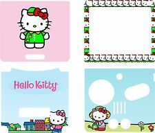 Gameboy SP nintendo HELLO KITTY Vinyl Skin Sticker Decal U.K.