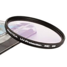 Praktica 58mm MC UV Filter Protector  design von Schneider  Kreuznach ( B+W)