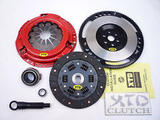 XTD® STAGE 2 RACE CLUTCH & 8LBS FLYWHEEL 89-91 CIVIC CRX D15 D16 CABLE
