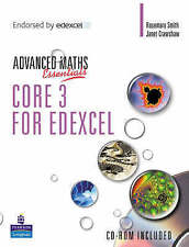 A Level Maths Essentials Core 3 for Edexcel - Kathryn Scott ( NEW Paperback 25/1
