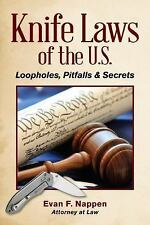 KNIFE LAWS OF THE U.S. Brand New Book & Free Shipping