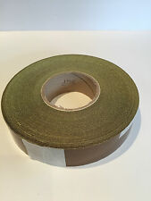 40mm x 30M x 5th Self Adhesive PTFE Glass Woven Tape Teflon NOS Sale Low Prices