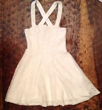 Abercrombie Skater Dress - Youth Girls Size M