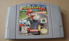 "Nintendo 64 Mario Kart N64 Demo marked ""Not for Resale"" Super Rare"