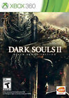 XBOX 360 DARK SOULS II 2 Black Armor Edition Video Game Metal Case CD Brand New