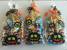 x 10 Pre Filled  Halloween Sweet Gift Bags Cones Party Halal  Free P&P