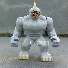 The Rhino Super Heroes Buster Avengers Model DIY Blocks Minifigures Gifts Toys