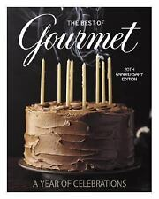 9781400063642 The Best Gourmet 20th Anniversary Edition A Year of Celebrations