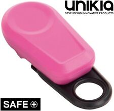 Clip On Panic Attack Rape Personal Alarm Safety Security Key 140db Loud #032