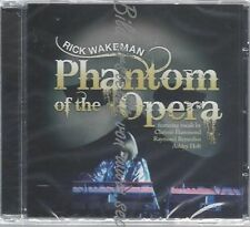 CD--RICK WAKEMAN--THE PHANTOM OF THE OPERA