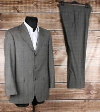 HUGO BOSS Da Vinci/Lucca Men Wool Suit Size EU46
