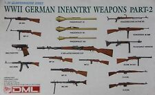 1:35 Dragon #3816 WWII German Infantry Weapons (part-2)
