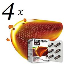 ESSENTIALE MAX 4 x 30 caps.CARE FOR YOUR LIVER-essentiale forte-FAST SHIPPING