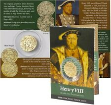 Henry V111 Coin Pack - Half Angel