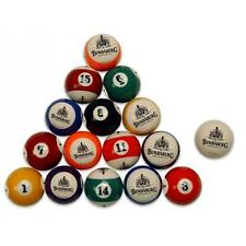 Bundaberg Rum Official Licensed Pool / Snooker Ball Set - 16 Pieces