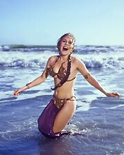 """Carrie Fisher 10"""" x 8"""" Photograph no 7"""