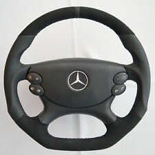 Mercedes Benz Steering Wheel AMG Black Series SL R230 CLK 63 W209 W211 CLS W219
