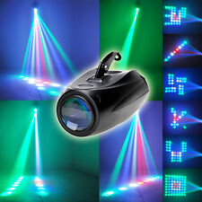 Sound Active/Auto Mode 64-LED RGBW Stage Light Party Lighting Effect Fixture