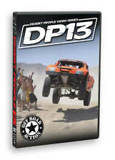 Dezert People 13 DVD, New unopened, off-road desert racing film