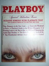 Magazine PLAYBOY US february 1980 special Vanlentine Issue