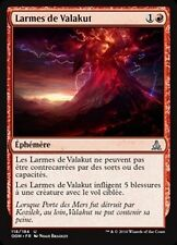 MTG Magic OGW FOIL - Tears of Valakut/Larmes de Valakut, French/VF