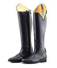 "Handmade Equestrian Hunter Jumper Dressage Riding Boot ""Made to Measure"" UK 5-12"