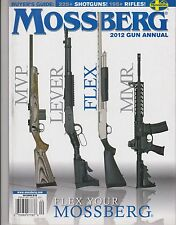 MOSSBERG GUN MAGAZINE 2012 GUN ANNUAL BUYER'S GUIDE, 225+ SHOTGUNS, 195+ RIFLES