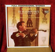 STEINBERG/NATHAN MILSTEIN Tchaikovsky Violin Concerto 180g Vinyl LP SEALED Cisco