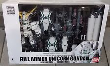 "Bandai SD Mobile Suit 4"" Full Armor Unicorn Gundam Action Figure Destroy Mode"
