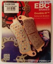 Honda ST1300 Pan European (2002 to 2015) EBC Sintered REAR Brake Pads (FA261HH)