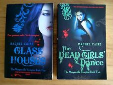 The Morganville Vampires Book One Glass Houses & Book Two The Dead Girls Dance