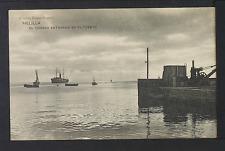 2262.-MELILLA -El Correo entrando en el Puerto