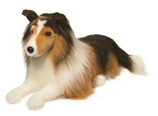"LASSIE - Giant Stuffed Classic Collie - Douglas Toys - 27"" - BRAND NEW - #2450"